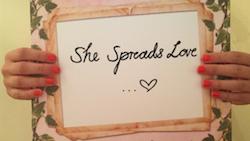 shespreadslove